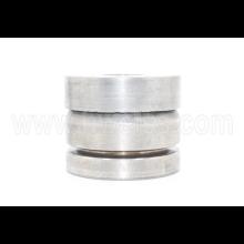 L-11245 BLM T1 Roll - Female Button Lock (REQUIRES L-11249 B1)
